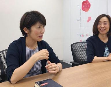 【インタビュー】倉方慶子さん・胡眞子さん(富士通コミュニケーションサービス株式会社)